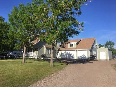 Minot Single Family Home For Sale: 5211 14th St SE