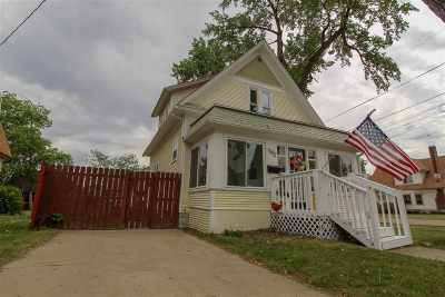 minot Single Family Home For Sale: 502 NW 1st St
