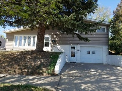minot Single Family Home For Sale: 405 Hillcrest Drive