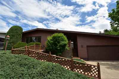 Bottineau County, Burke County, Divide County, McHenry County, McLean County, Mountrail County, Pierce County, Ramsey County, Renville County, Rolette County, Ward County, Wells County, Williams County Single Family Home For Sale: 812 23rd St NW