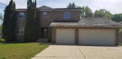 Bottineau County, Burke County, Divide County, McHenry County, McLean County, Mountrail County, Pierce County, Ramsey County, Renville County, Rolette County, Ward County, Wells County, Williams County Single Family Home For Sale: 1405 SW 14th Street SW