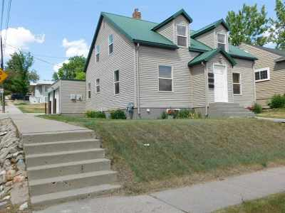 Bottineau County, Burke County, Divide County, McHenry County, McLean County, Mountrail County, Pierce County, Ramsey County, Renville County, Rolette County, Ward County, Wells County, Williams County Multi Family Home For Sale: 14 11th Ave NW
