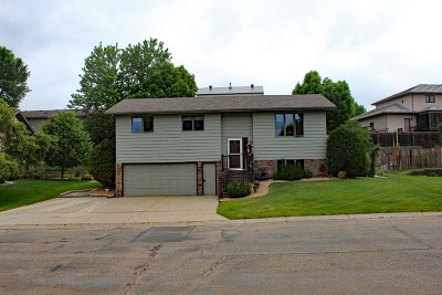 Bottineau County, Burke County, Divide County, McHenry County, McLean County, Mountrail County, Pierce County, Ramsey County, Renville County, Rolette County, Ward County, Wells County, Williams County Single Family Home For Sale: 2544 10th Ave NW