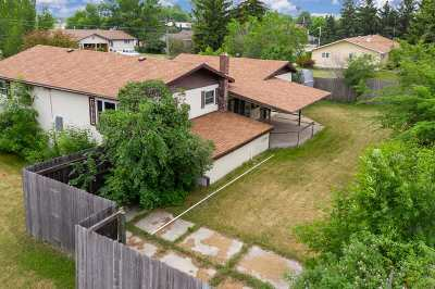Bottineau County, Burke County, Divide County, McHenry County, McLean County, Mountrail County, Pierce County, Ramsey County, Renville County, Rolette County, Ward County, Wells County, Williams County Single Family Home For Sale: 505 3rd Ave NE
