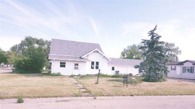 Lansford ND Single Family Home For Sale: $27,000
