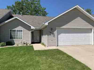 Minot Townhouse For Sale: 1626 SW 14th Ave.
