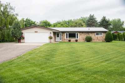 minot Single Family Home For Sale: 600 36th St SW