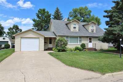 Velva Single Family Home For Sale: 414 Riverside Dr.