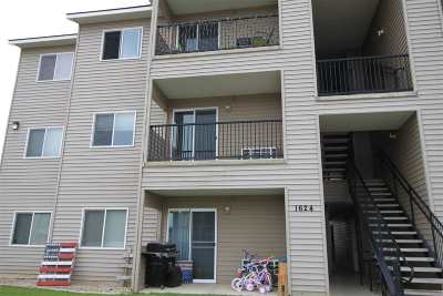 Minot Condo For Sale: 1624 20th Ave NW