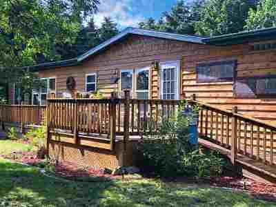 Velva Single Family Home For Sale: 1926 W Hwy 52
