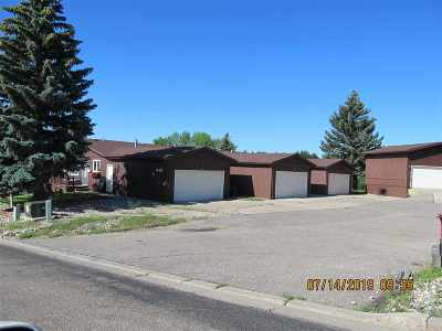 Minot Condo For Sale: 1409 NW 16th St.