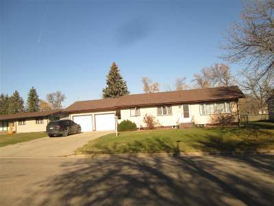 Minot Single Family Home Contingent - Hi: 2409 SE El Rio Dr.