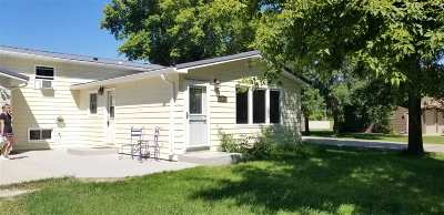 Berthold Single Family Home Contingent - Hi: 521 Berthold St NE
