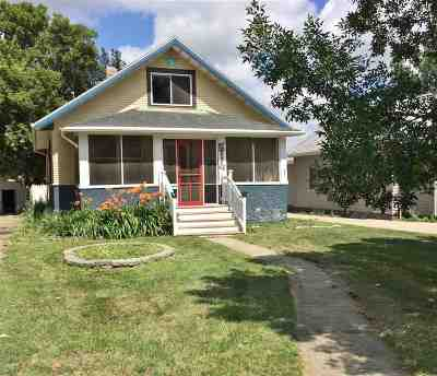 Minot Single Family Home For Sale: 614 5th Ave NW