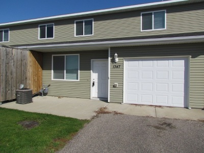 Minot Condo For Sale: 1347 SE 34th Ave