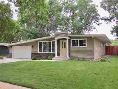 Minot Single Family Home For Sale: 612 17th St. SW