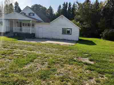 Osnabrock ND Single Family Home For Sale: $50,000