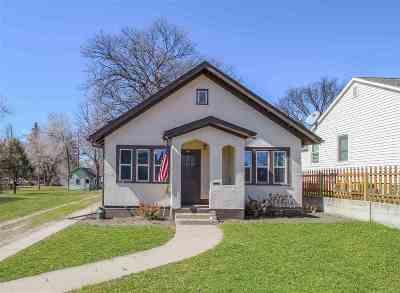 Minot Single Family Home For Sale: 811 3rd Street NE