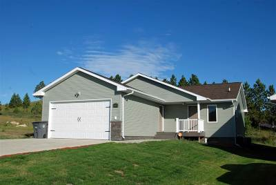 Burlington Single Family Home For Sale: 1612 Height Ave