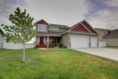 Minot Single Family Home For Sale: 2604 NW 17th Street