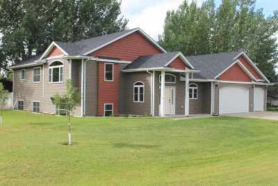 Minot Single Family Home For Sale: 3000 48th St SE