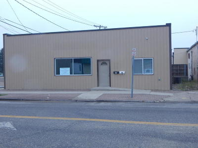 Wahpeton Commercial For Sale: 107 2nd St S