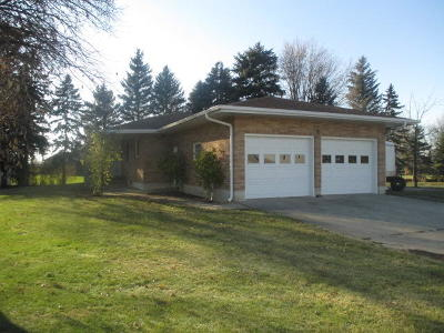 Wahpeton Single Family Home For Sale: 1603 11th St N