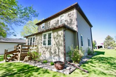 Hankinson ND Single Family Home For Sale: $128,900