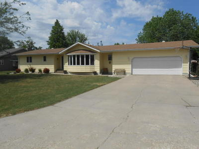Wahpeton Single Family Home For Sale: 1530 14th Ave N