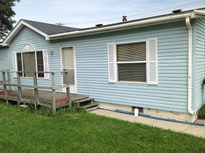 Breckenridge MN Single Family Home For Sale: $55,000