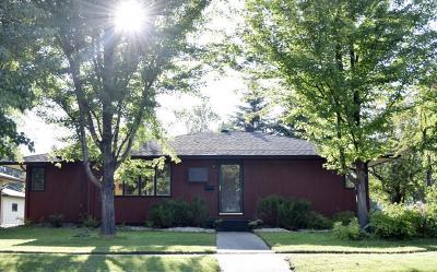Breckenridge MN Single Family Home For Sale: $159,900