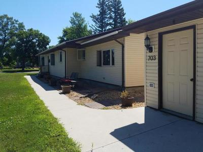 Wahpeton Single Family Home For Sale: 703 6th Ave N