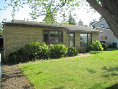 Wahpeton Single Family Home For Sale: 511 14th Ave N