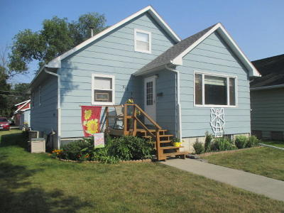 Wahpeton Single Family Home For Sale: 512 3rd St S