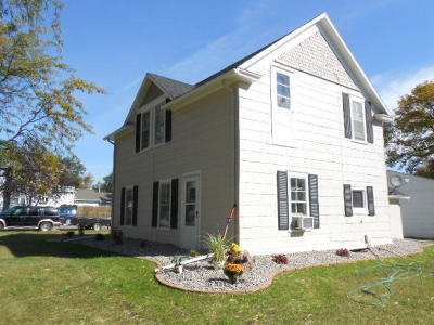 Wahpeton Single Family Home For Sale: 217 7th Ave S