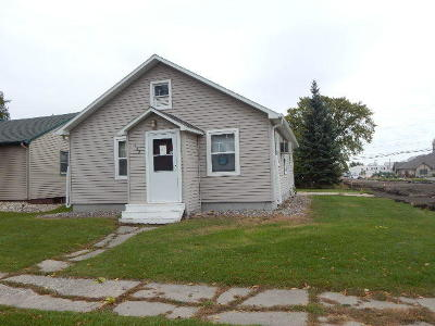 Wahpeton Single Family Home For Sale: 302 7th St N