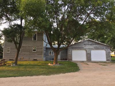 Wahpeton Single Family Home For Sale: 8060 Co Rd 7
