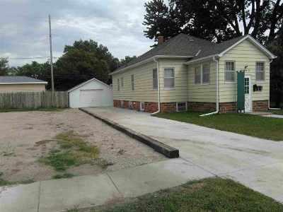 Minden Multi Family Home For Sale: 132 N Minden