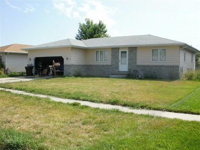 Kearney NE Single Family Home For Sale: $219,000