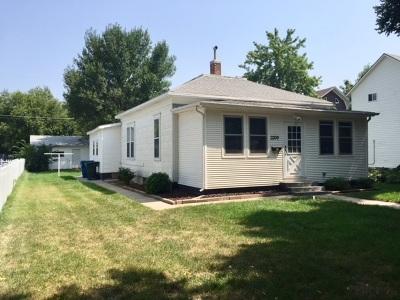 Kearney Single Family Home Back On Market: 2209 6th Avenue
