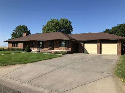 Minden Single Family Home Back On Market: 889 S Lincoln