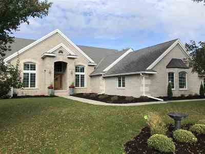 Kearney Single Family Home For Sale: 3812 E Cottonwood Road