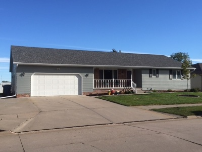 Kearney Single Family Home Back On Market: 1114 E 52nd Street