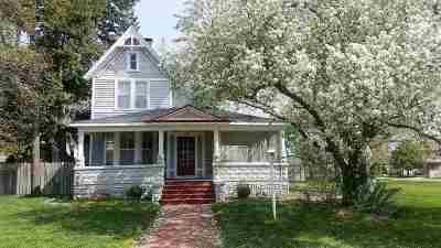 Kearney Single Family Home For Sale: 809 W 22nd Street