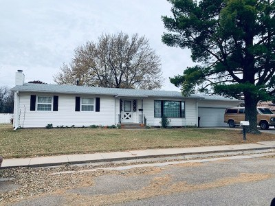 Minden NE Single Family Home Right Of First Refusal: $160,000