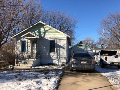 Minden Single Family Home For Sale: 343 S Nance