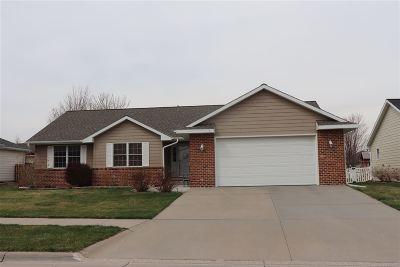Kearney Single Family Home For Sale: 6116 P Avenue