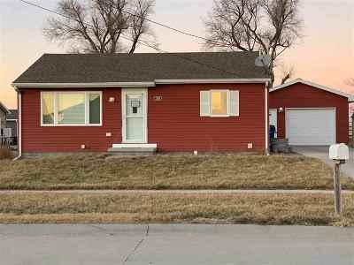 Kearney Single Family Home For Sale: 1306 E 16th Street