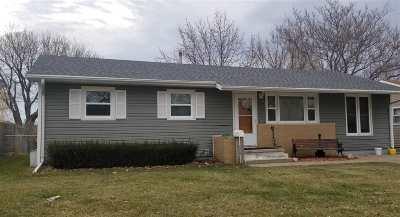 Kearney Single Family Home For Sale: 3703 F Avenue