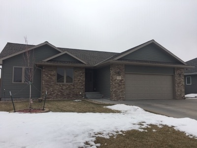Kearney Single Family Home For Sale: 1008 W 9th Street Place